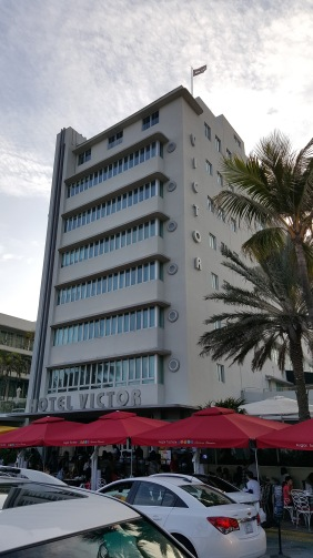 Hotel Victor on Ocean Drive