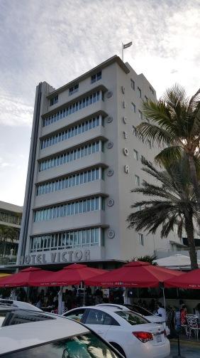 Hotel Victor on Ocean Drive